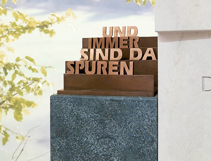 LOGO_Schriftarchitektur am Stein
