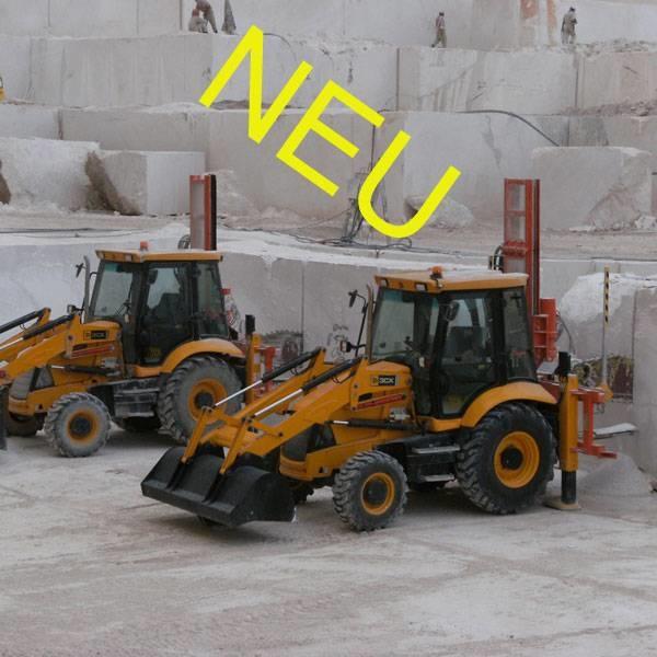 LOGO_JCB-Traktor mit Fantini-Schrämmsägeneinheit