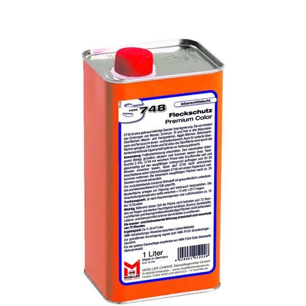 LOGO_HMK S748 Stain Protection - Premium Colour