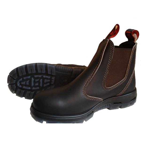 LOGO_Redback Stiefel mit Stahlkappe
