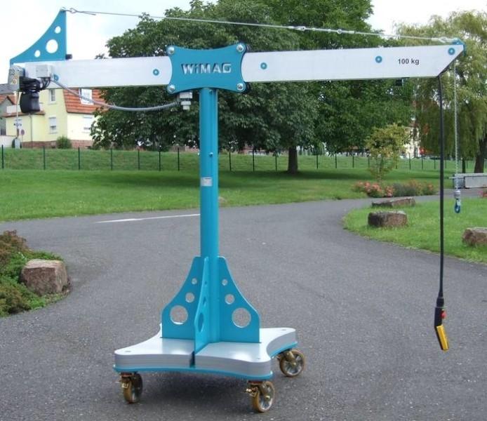 LOGO_555 - Slewing Crane