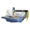 LOGO_4-Axes-CNC-Machining Centre BAZ 595/4 D Turn table version, with 2 integrated working tables
