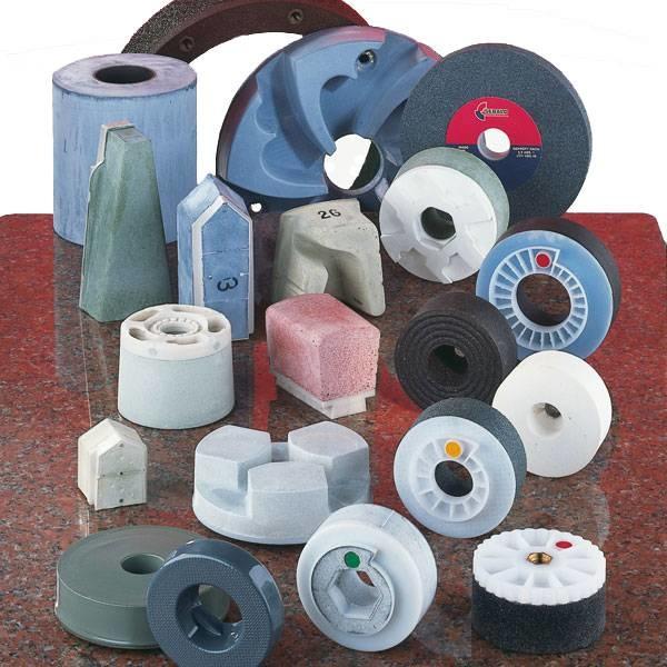 LOGO_Schleifkörper für Handschleifmaschinen und Schleifautomaten