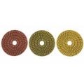 LOGO_Supero 3 step polishing pad / Wet