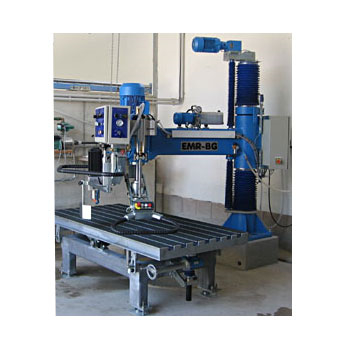 LOGO_Radial arm polisher EMR-BG