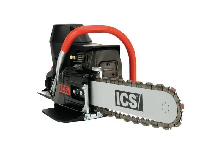 LOGO_Benzin- und Hydraulik-Kettensägen ICS