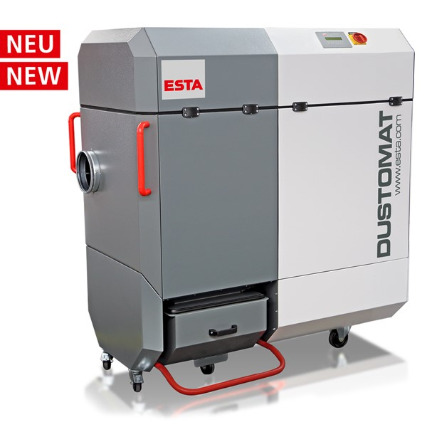 LOGO_Mobile Dust Extractor DUSTOMAT 4