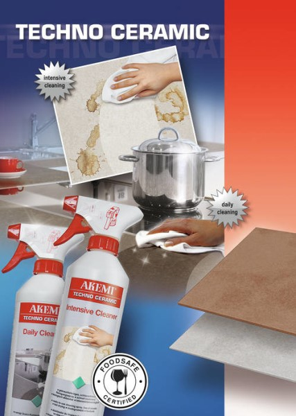 LOGO_TECHNO CERAMIC SET – For the daily and intensive cleaning of large-size high-tech ceramic surfaces.