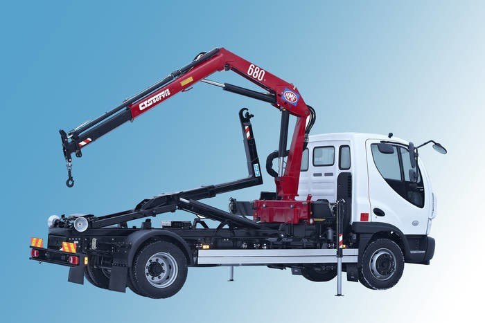 LOGO_CHARVÁT CTS a.s. is an official dealer of danish crane manufacturer HMF Group A/S.