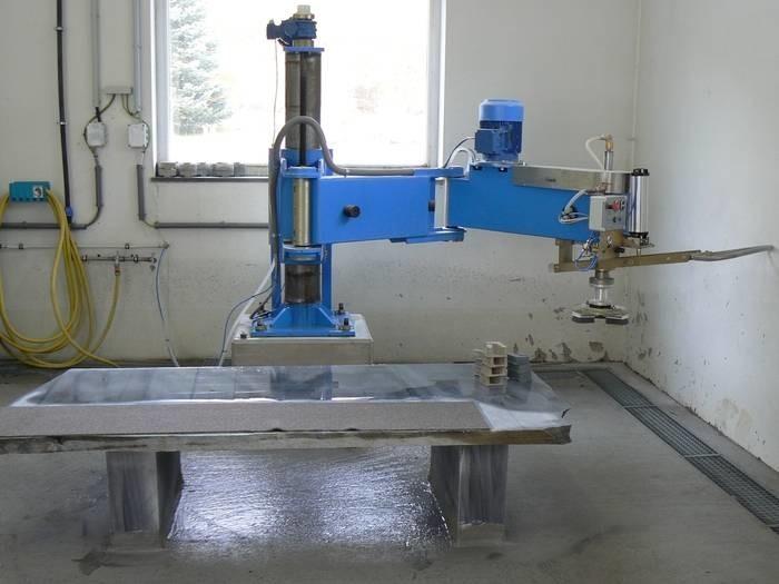LOGO_Gelenkarmschleifmaschine BR 100