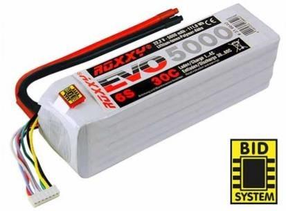 LOGO_Multiplex ROXXY EVO LiPo 6 - 5000 30C mit/with BID-Chip