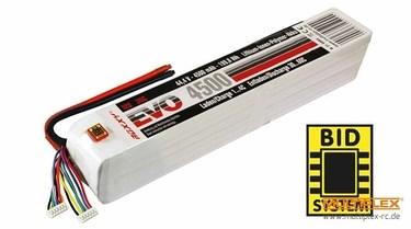 LOGO_Multiplex ROXXY EVO LiPo 12 - 4500 30C mit/with BID-Chip