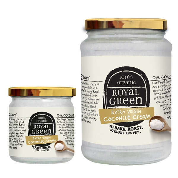 LOGO_Royal Green Extra Virgin Coconut Cream
