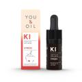LOGO_You & Oil KI GEGEN STRESS – kann bei Anspannung und Nervosität helfen