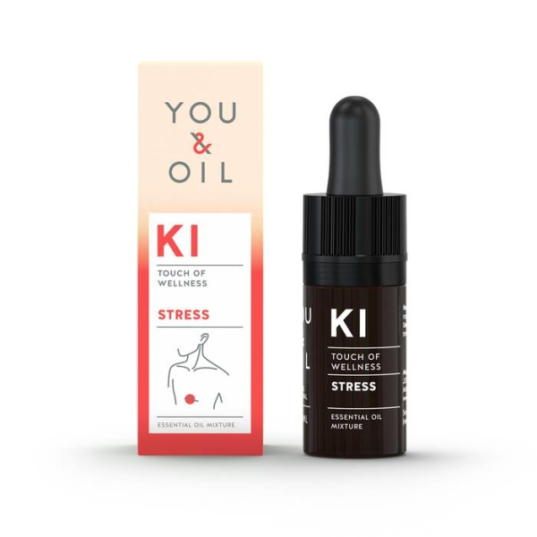 LOGO_You & Oil KI Stress, essential oil mixture