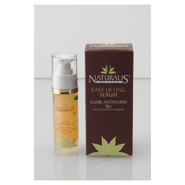LOGO_NATURALIS EASY LIFTING SERUM - Organic Anti-Ageing Elixir - Natural lifting Effect