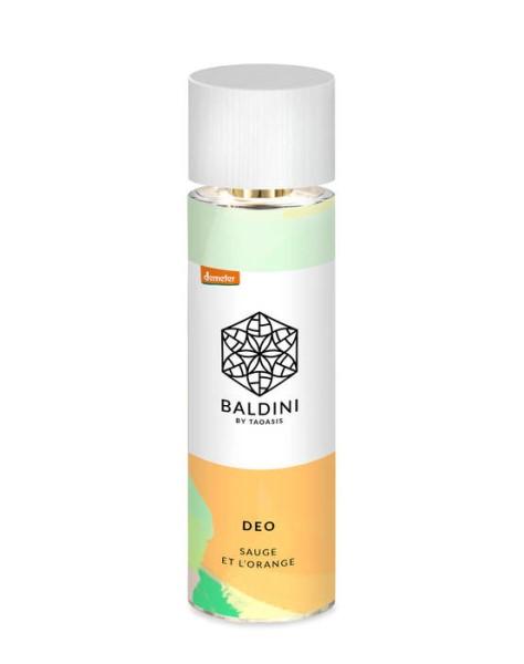 LOGO_Baldini deodorant - Sauge et l'Orange