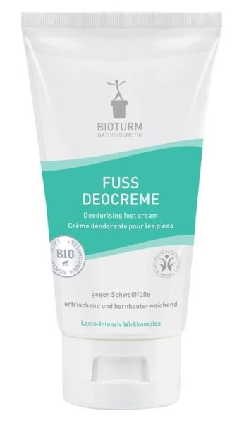 LOGO_Deodorising foot cream No.80