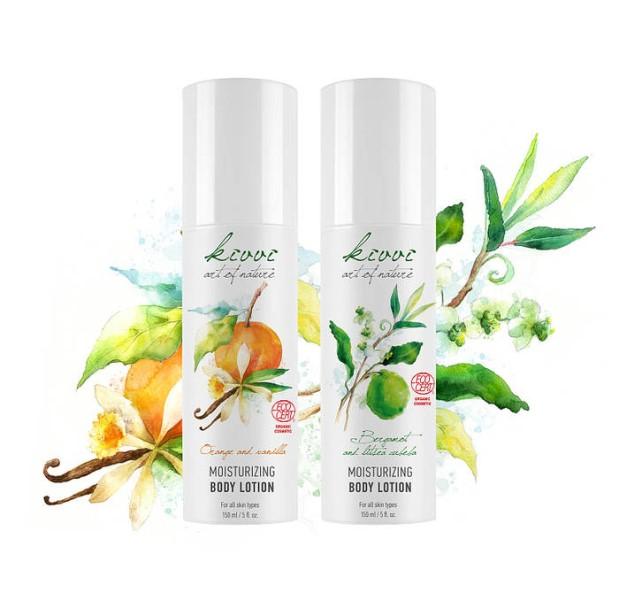 LOGO_Moisturizing body lotion 150ml
