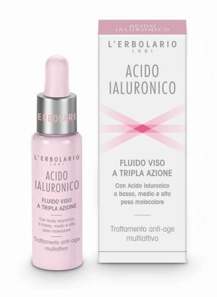LOGO_Hyaluronic Acid - Triple Action Face Fluid