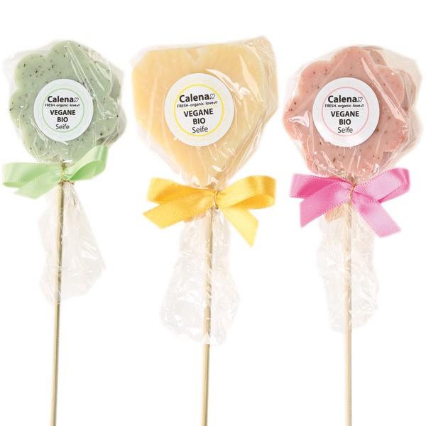 LOGO_Calena VEGANE BIO Seifen Lollipop