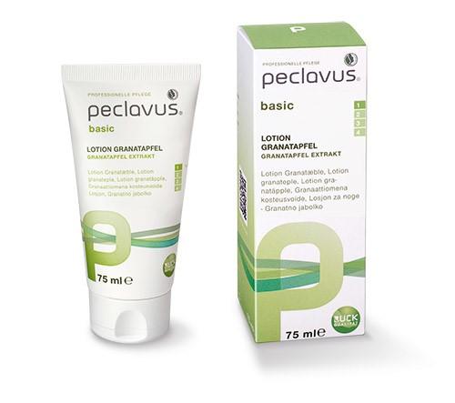 LOGO_peclavus® basic Pomegranate lotion