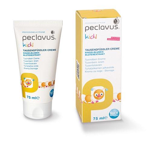 LOGO_peclavus® kids Centipede Foot Cream