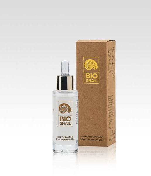 LOGO_Antiage Serum 90% Snail Secretion Filtrate