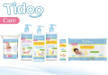 LOGO_Care, our organic range of health products for babies