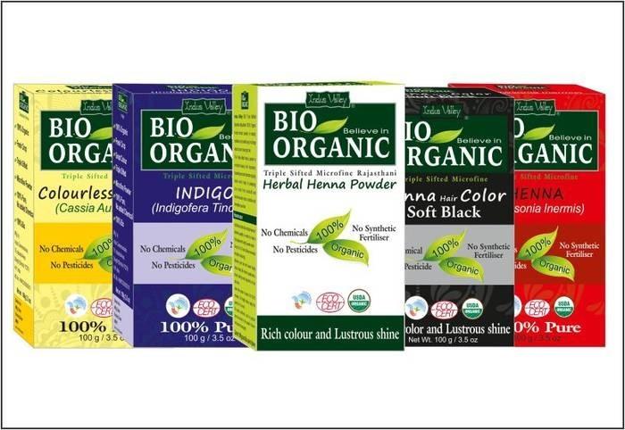 LOGO_Indus Valley BIO Organic Henna Hair Colour