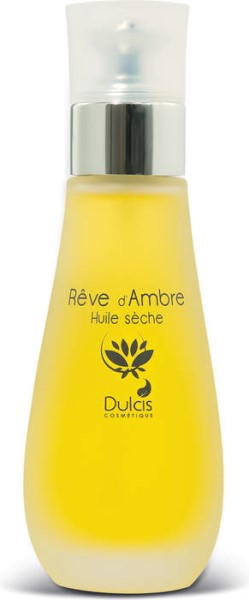LOGO_Rêve de Monoï and Rêve d'Ambre, the two new organic dry oils by Dulcis Cosmétique