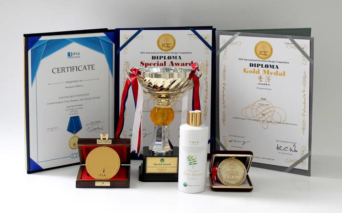 LOGO_Certified Organic Neem Shampoo : A therapy for hair and scalp problem