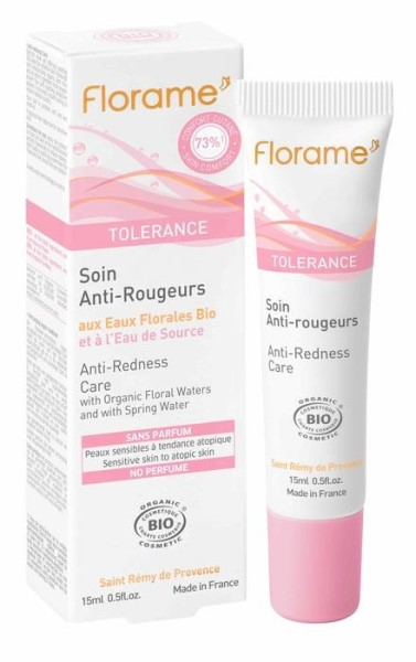 LOGO_Florame TOLERANCE anti-redness care for sensitive to atopic skin
