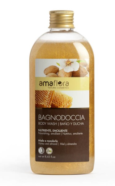 LOGO_Body line with Honey and Almond