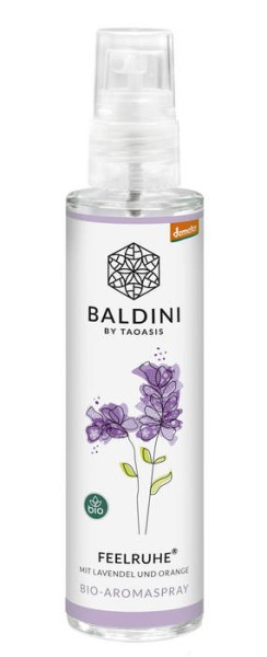 LOGO_Baldini feelruhe roomspray, 50 ml