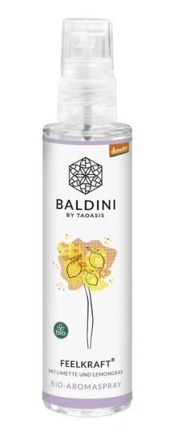 LOGO_Baldini feelkraft Raumspray, 50 ml