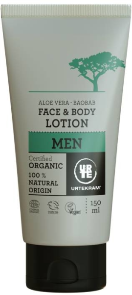 LOGO_FACE & BODY LOTION MEN