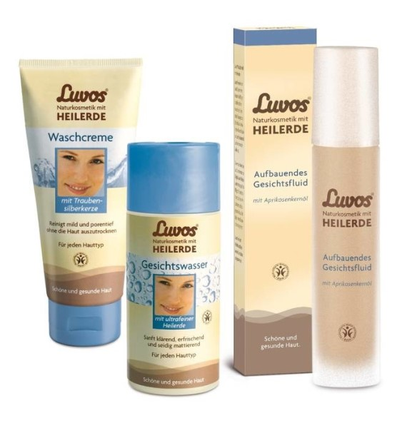 LOGO_Luvos Facial Care: beautiful and healthy skin