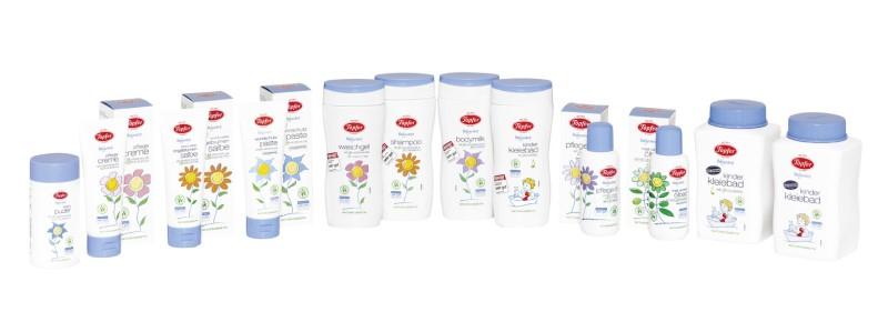 LOGO_Babycare - naturreine Babypflege für zarte Haut