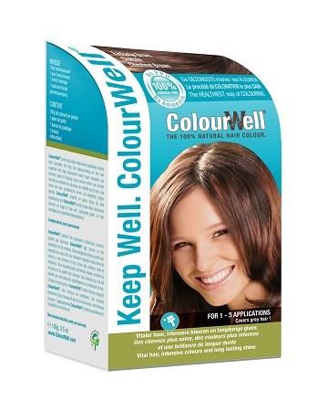 LOGO_ColourWell  100% natürliche Haartönung
