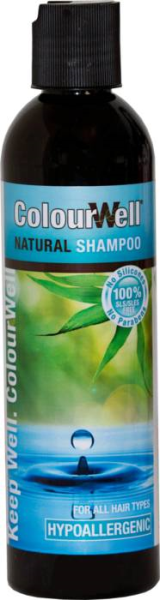 LOGO_ColourWell Natural Shampoo