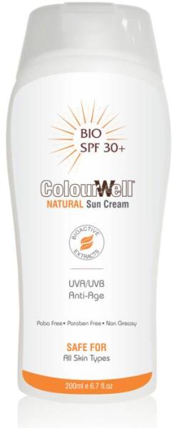 LOGO_ColourWell Natürlicher Sonnenschutz
