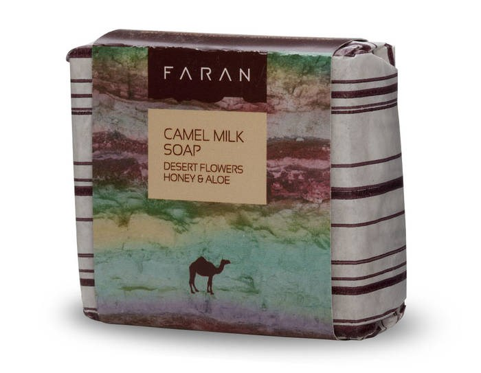 LOGO_CAMEL MILK SOAP - DESERT FLOWERS HONEY & ALOE