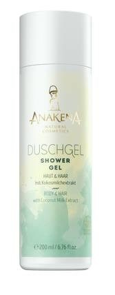 LOGO_SHOWER GEL BODY & HAIR with Coconut Milk Extract
