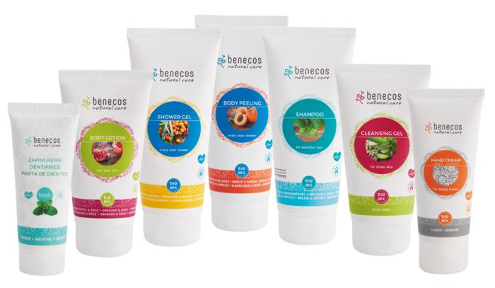 LOGO_benecos NATURAL CARE