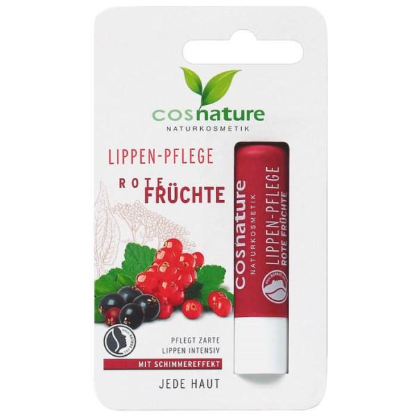 LOGO_cosnature Lippenpflege Rite Früchte