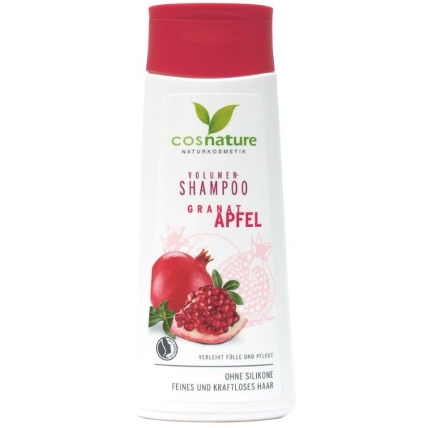 LOGO_cosnature Volumen-Shampoo Granatapfel