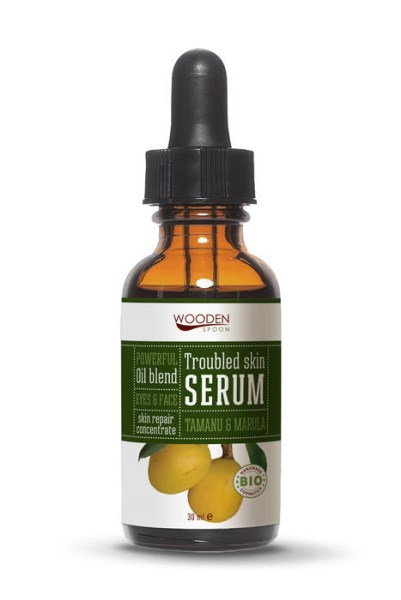 LOGO_Troubled Skin Serum (with Tamanu and Marula oil)