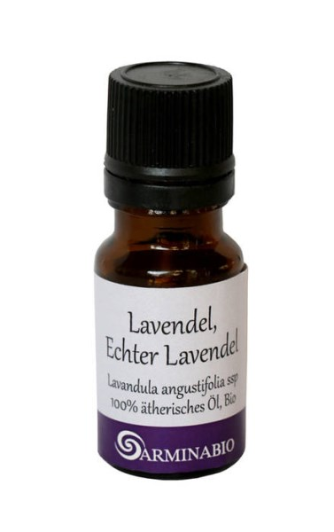 LOGO_Lavendel fine, Bio Lavandula angustifolia