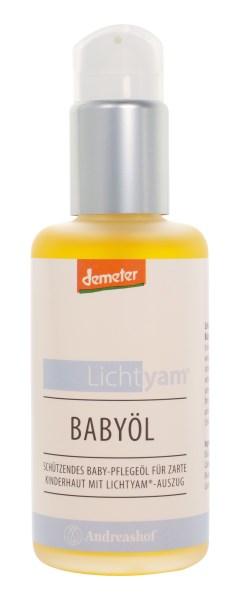 LOGO_Lichtyam® Babyöl